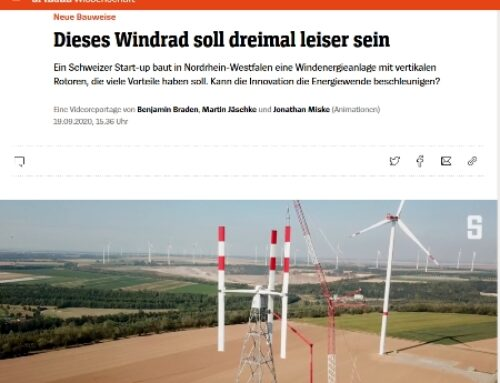 Spiegel-Video über vertikale Windkraft